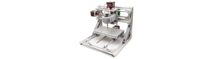 CNC Machine Kit & Part