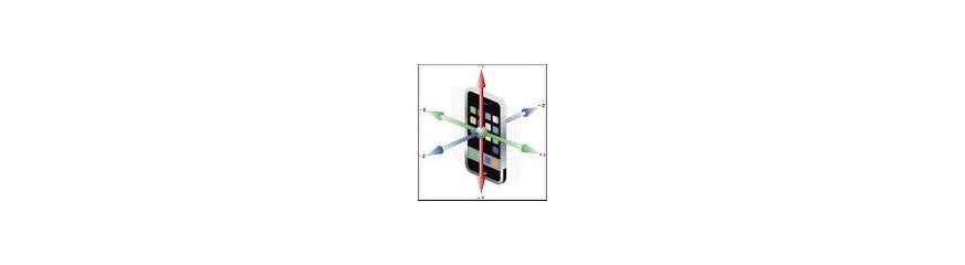 Sensor accelerometer