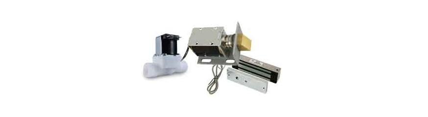 Selenoid/Electromagnetic Tools