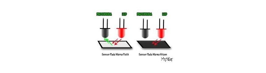 sensor garis