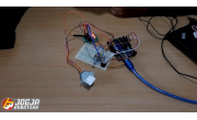 Tutorial Pengendali Kecepatan Motor Stepper dengan Modul ULN2003 menggunakan Arduino UNO