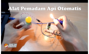 Pemadam Api Otomatis (Flame Sensor)