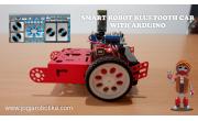 SMART ROBOT BLUETOOTH CAR with ARDUINO