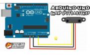Tutorial Sensor Jarak Sharp GP2Y0A02YK0F Arduino UNO