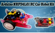 Arduino NRF24L01 RC Car Robot Kit